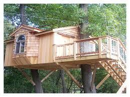 Simple Tree House Designs And Plans Sunburst TreeHouse Simple Tree