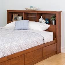 Monterey Full/Queen Bookcase Headboard - Free Shipping Today -  Overstock.com - 1124694