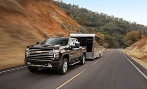 2020 Chevy 3500 Towing Capacity Chart Towing With The 2020 Chevrolet Silverado 2500 And 3500 Tested