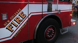 an off duty firefighter noticed flames while driving home early sunday oct 21