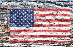 how to paint an american flag on wood flag paint flag painted pallet how to paint