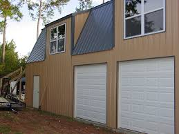 Gambrel Steel Buildings For Sale AmeriBuilt Steel Structures - Warehouse loft apartment exterior