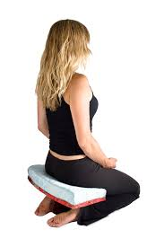 SPOKO Meditation Bench The Original Kneeling Stool Posture Meditation Benches And Cushions