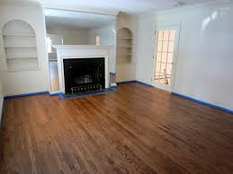 garden city old floors refinished with nutmeg stain and bona traffic hd traditional