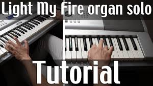 Light My Fire Piano Cover