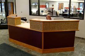 Office receptionist desk Wooden Office Reception Desk Interior Design Office Reception Desk 34911 Interior Design