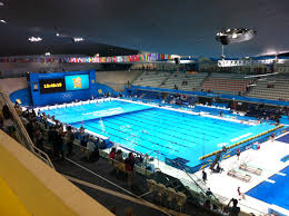 olympic swimming pool 2012. Olympics: Being There\u2013Synchronised Swimming Olympic Pool 2012 I