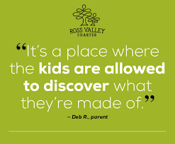 Parent Quotes Inspiration Quote Deb R Ross Valley Charter School