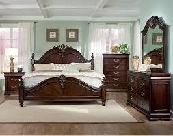 King Size Bedroom Suite For Westchester 7 Piece King Bedroom Set The Brick