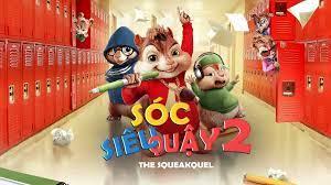 Sóc Siêu Quậy 2 | Alvin and the Chipmunks (2009)