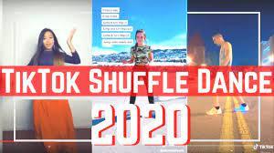 tiktok shuffle dance tutorial song name