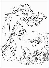 Little Mermaid Coloring Book Pretty Free Printable Little Mermaid