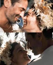 Özge Özpirinçci ve Burak Yamantürk Evlendi