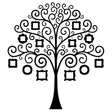 photo family tree template vector family tree template stock vector illustration of blank