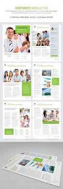 Health And Wellness Newsletter Template Weekly Employee Newsletter ...