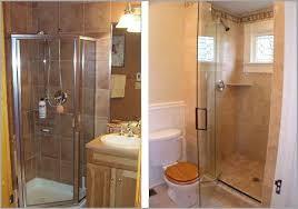 Fiberglass Shower Stalls Vs Tile Unique One Piece Corner Shower