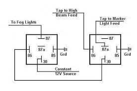 driving lights wiring diagram images driving lights on off in this diagram they re on any time the