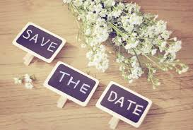 What Are Save The Date Cards Save The Date Cards Articles Easy Weddings