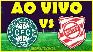 Narração Online de Coritiba x Rio Branco Futebol AO VIVO – Campeonato  Paranaense 2020 - Futebol Stats