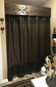 Best 25 Shower Curtain Valances Ideas On Pinterest Custom Chocolate Brown Valance  Curtains
