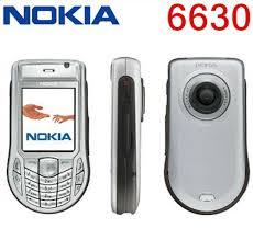 Nokia 6630 - Aluminum gray (Unlocked ...