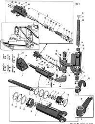 massey ferguson 65 power steering diagram auto electrical wiring massey ferguson 65 power steering diagram