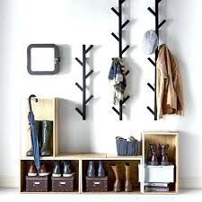 wall mounted coat rack with hooks vertical wall mounted coat rack coat racks marvellous wall mounted wall mounted coat rack with hooks
