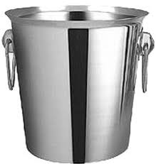 wine bucket american metalcraft wb hammered stainless steel wine