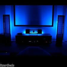 led lighting strips for home. Image Is Loading Blue-Home-Theater-LED-Lighting-Kit-6-Flexible- Led Lighting Strips For Home