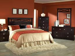 espresso bedroom set. Interesting Set The Tyler Joseph 4 Pc King Espresso Bedroom Set Offers Casual Modern  Styling Replicated Mahogany In R