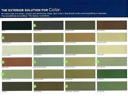 Aluminum Trim Coil Color Chart Aluminum Siding Color Davidhomedecorating Co