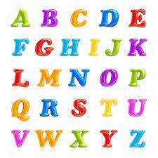 3D Font Creative ABC Collection ...