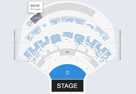 Dailys Place Amphitheater Seating Chart Where To Find