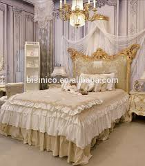 Great New Arrival 2015 Classic Kids Bedroom Furniture Dubai, Bisini Golden Hand  Carved Wholesale Kids/