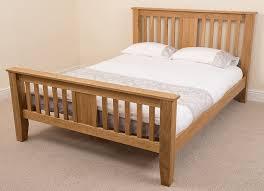 impressive ideas king size wood bed oak furniture king boston 5ft solid oak king size bed