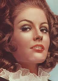 1970s hair makeup