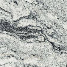 granite countertop sample in silver cloud