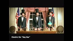6 bar electric gay