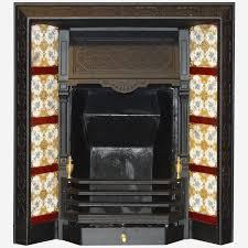 art deco fireplace tiles melbourne ideas