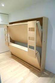 Murphy Bunk Beds Ikea Sturdy Space Saving Bunk Bed For Tired