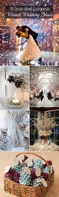 Best 25 Winter Wedding Decorations Ideas On Pinterest Winter