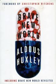 aldous huxley s brave new world from the network that brought  aldous huxley s brave new world from the network that brought you sharknado litreactor