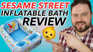inflatable baby bathtub review