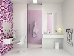 purple bathroom color ideas. Beautiful Ideas Lavender And White Throughout Purple Bathroom Color Ideas P