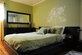 green bedroom walls. green bedroom design with wall decals walls