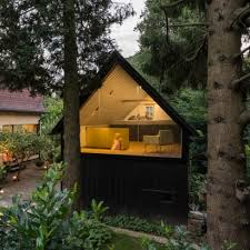 shed for living by fkda architects. architecture · derelict shed converted by sue architekten into writer s studio and playroom for living fkda architects f
