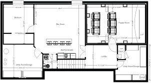 Basement design plans design basement layout inspiring good basement design ideas plans excellent small basement bathroom