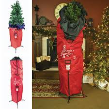 Deluxe Upright Christmas Tree Storage Bag - Large Storage Bag For Your Artificial  Christmas Tree