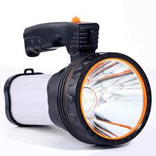 Hand Held Search Light Romer Led Rechargeable Handheld Searchlight High Power Super