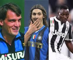 Da Olmi a Asamoah? Tutti i trasferimenti da Juventus a Inter